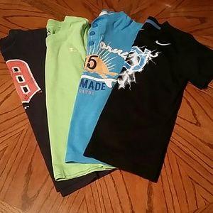 EUC LOT of Boys Tee Shirts-Size 6/7